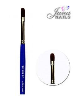 JN Gel Oval Brush 06