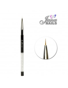 JN Gel Slim Short Brush 5MM