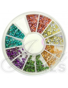Wheel Multicolor Studs