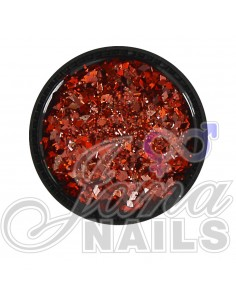 Multicolor Glitter Mix Red