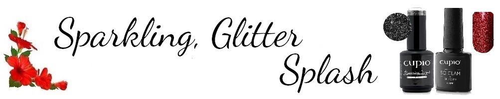 Sparkling, Glitter Splash